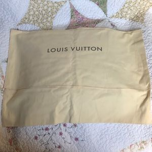 Louis Vuitton Dust Cover Bag